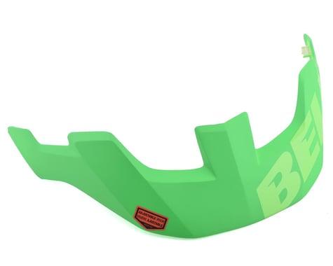 Bell Stoker Replacement Visor (Matte Kryptonite/Lime)