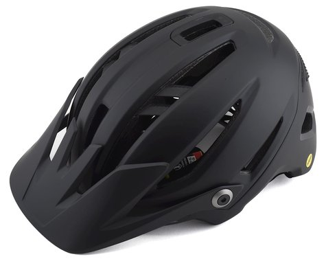 Bell Sixer MIPS Mountain Bike Helmet (Matte/Gloss Black) (L)