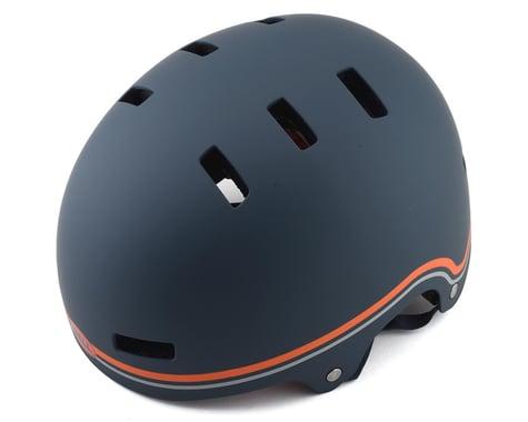 Bell Local BMX Helmet (Classic Matte Slate/Orange)