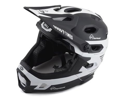 Bell Super DH MIPS Helmet (Matte Black/White)