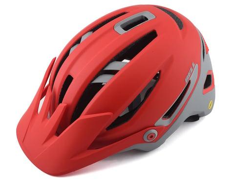 Bell Sixer MIPS Mountain Bike Helmet (Matte Crimson/Dark Grey) (M)