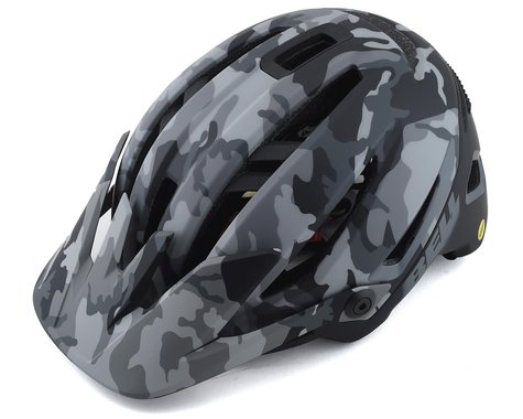 Bell Sixer MIPS Mountain Bike Helmet (Black Camo) (M)