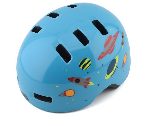 Bell Lil Ripper Helmet (Blue Space) (Universal Child)