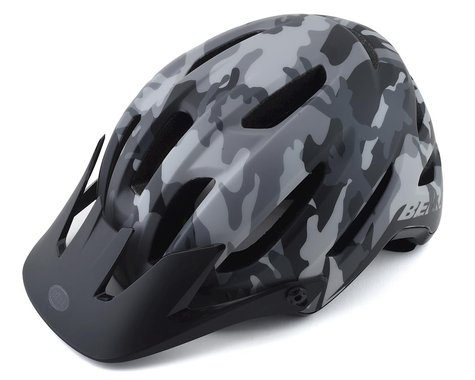 Bell 4Forty MIPS Mountain Bike Helmet (Black Camo) (M)