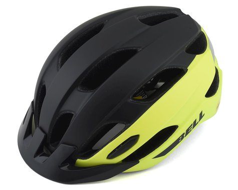 Bell Trace LED MIPS Helmet (Mattte HiViz) (Universal Adult)