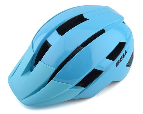 Bell Sidetrack II Toddler Helmet (Light Blue) (Universal Toddler)