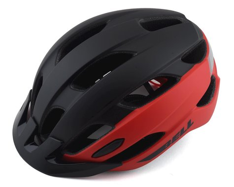 Bell Trace Helmet (Matte Red/Black) (Universal Adult)