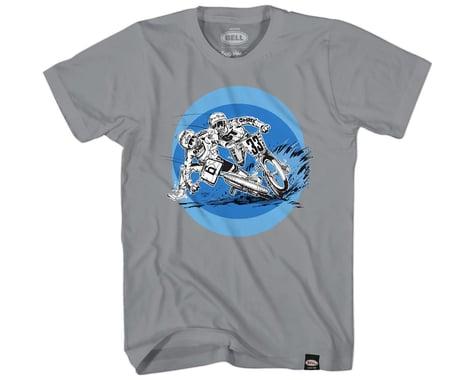 Bell Powersports Premium T-Shirt  (Haro Grey) (L)