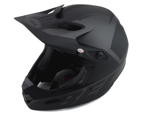 Bell BS Transfer Full Face Helmet (Matte Black) (XL)