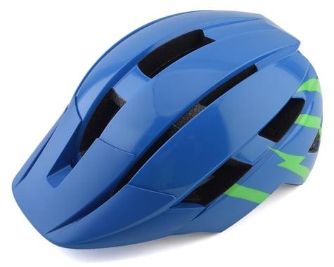 Bell Sidetrack II MIPS Helmet (Strike Blue/Green) (Universal Youth)