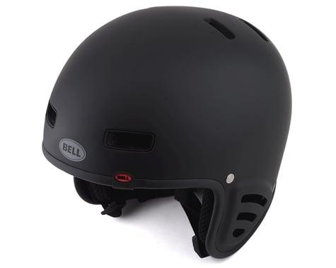 Bell Racket BMX Helmet (Matte Black) (M)