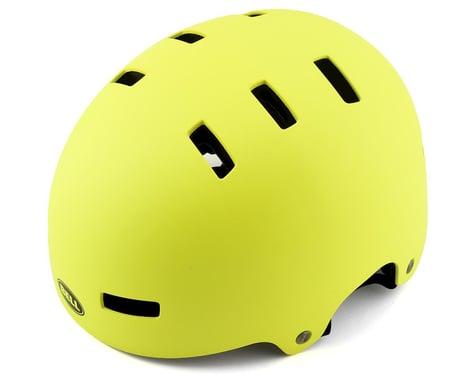 Bell Local BMX Helmet (Matte HiViz) (M)