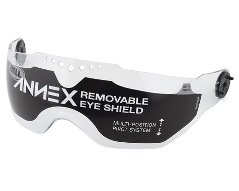 Bell Annex Replacement Shield (Clear)