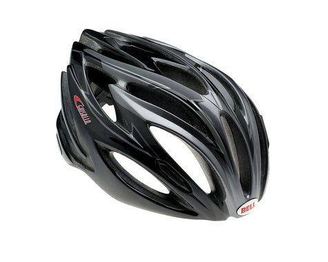 Bell Ghisallo Road Helmet (Red/White) (Large)