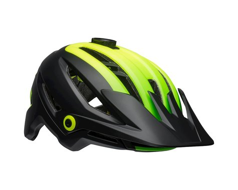 Bell Sixer MIPS Mountain Bike Helmet (Matte Black/Retina Sear)