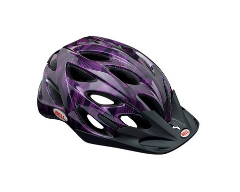 Bell Women's Arella Sport Helmet (Wh/Blu) (One Size)
