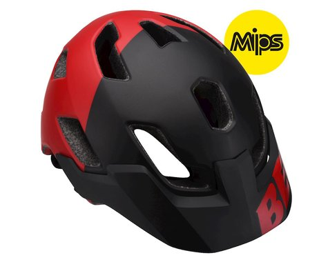 Bell Stoker MIPS Helmet (Black Red) (Extra Large)