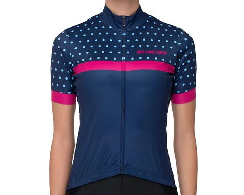 Bellwether Women's Motion Jersey (Navy) (XS)