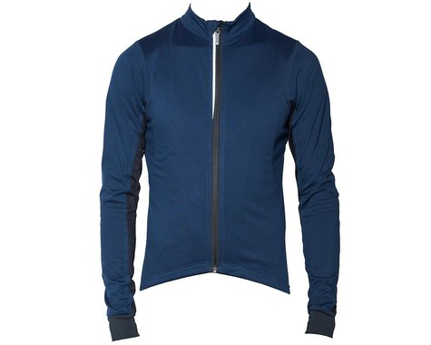 Bellwether Thermal Long Sleeve Jersey (Navy) (M)