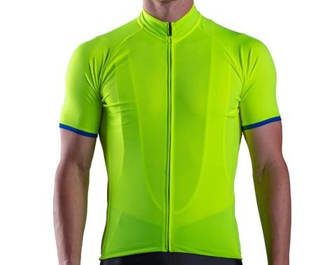 Bellwether Criterium Pro Cycling Jersey (Hi-Vis) (L)
