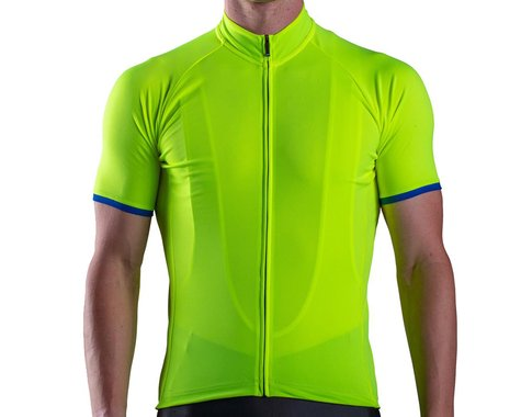Bellwether Criterium Pro Cycling Jersey (Hi-Vis) (XL)