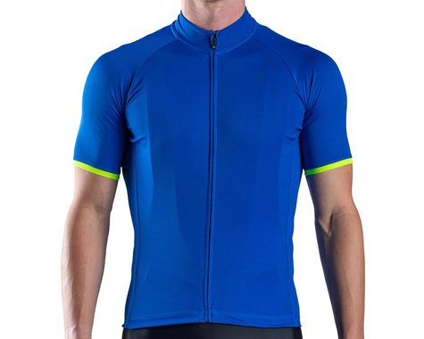 Bellwether Criterium Pro Cycling Jersey (Royal) (S)