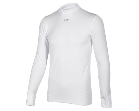 Bellwether Long Sleeve Base Layer (White) (S)