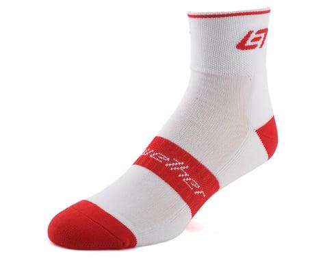 Bellwether Icon Socks (Ferrari/White) (S/M)