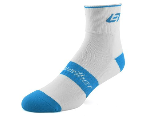 Bellwether Icon Socks (Sky/White) (S/M)