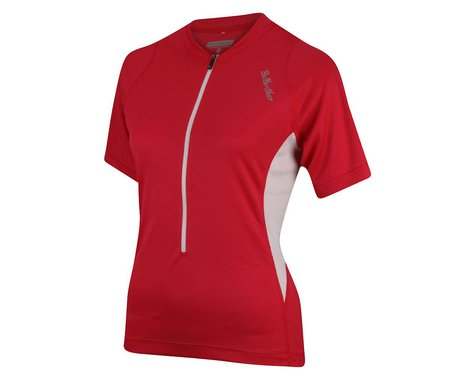 Bellwether Women's Criterium Jersey (Berry)