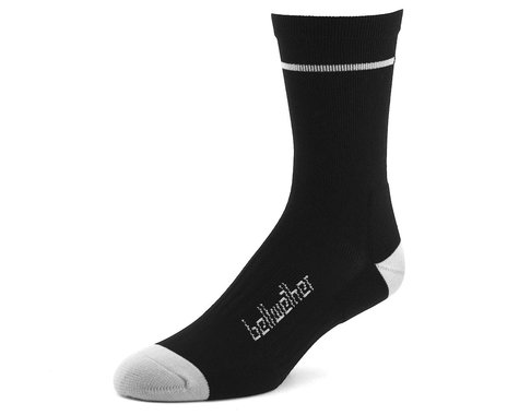 Bellwether Optime Socks (Black/White)
