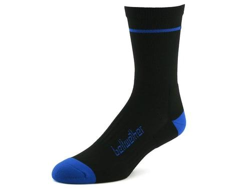 Bellwether Optime Socks (Black/Navy Blue) (S)