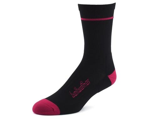 Bellwether Optime Socks (Black/Pink) (L)