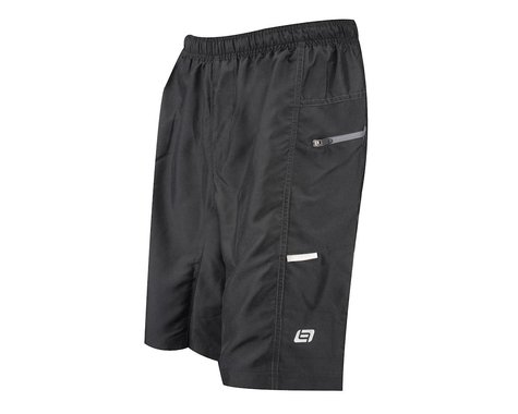 Bellwether Ultralight Gel Shorts (Black) (S)