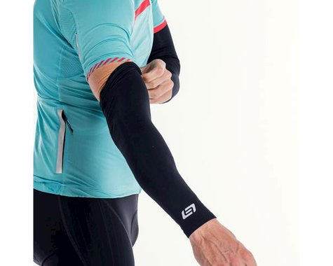 Bellwether Thermaldress Cycling Arm Warmers (Black) (S)