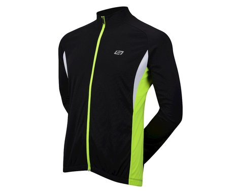 Bellwether Draft Long Sleeve Jersey (Black) (XL)