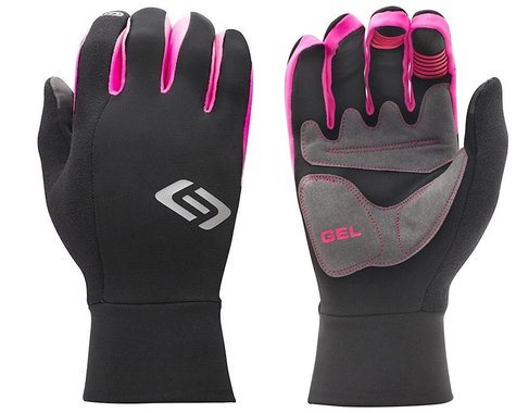 Bellwether Climate Control Gloves (Pink) (L)