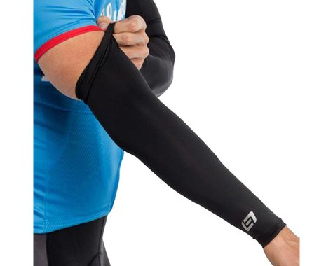 Bellwether Coldflash UPF Sun Sleeves (Black) (XL)