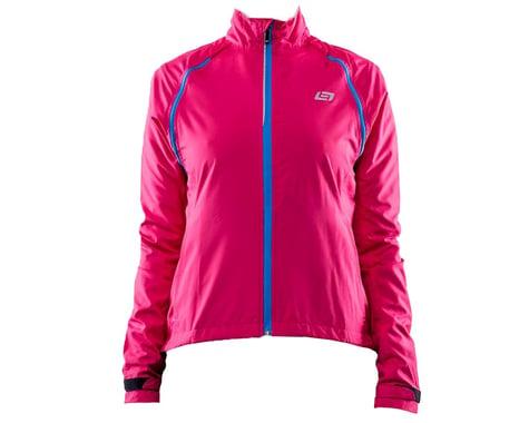 Bellwether Women's Velocity Convertible Jacket (Berry) (XL)