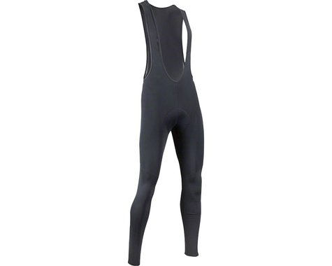 Bellwether Thermaldress Men's Bib Tights w/ Chamois (Black)