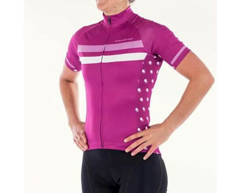 Bellwether Women's Galaxy Jersey (Fuchsia)