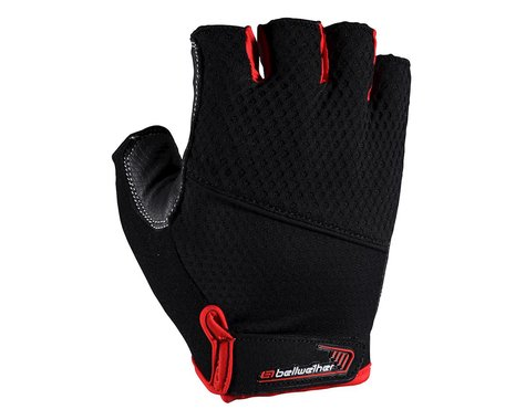 Bellwether Gel Supreme Gloves (Ferrari Red/Black) (L)