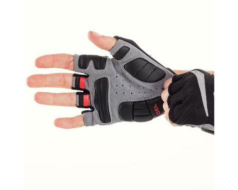Bellwether Women's Ergo Gel Gloves (Black/Grey) (M)