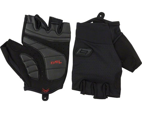 Bellwether Pursuit Gel Short Finger Gloves (Black) (L)