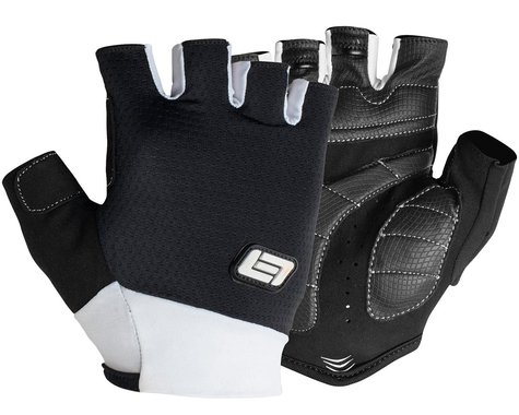 Bellwether Pursuit Gel Short Finger Gloves (White) (L)