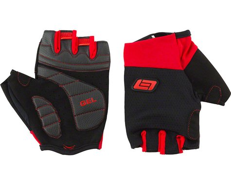 Bellwether Pursuit Gel Short Finger Gloves (Ferrari) (M)