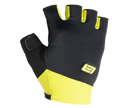 Bellwether Pursuit Gel Short Finger Gloves (Hi-Vis) (L)