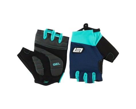 Bellwether Pursuit Short Finger Glove (Navy) (L)