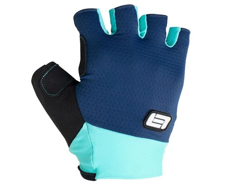 Bellwether Pursuit Gel Short Finger Gloves (Navy) (2XL)