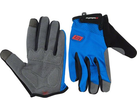 Bellwether Direct Dial Men's Full Finger Gloves (Ocean) (S)
